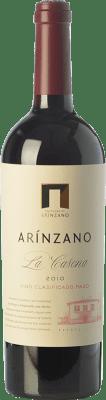 34,95 € Free Shipping | Red wine Arínzano La Casona Crianza D.O.P. Vino de Pago de Arínzano Navarre Spain Tempranillo, Merlot Bottle 75 cl