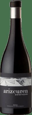 24,95 € Free Shipping   Red wine Arizcuren Solomazuelo Crianza D.O.Ca. Rioja The Rioja Spain Mazuelo Bottle 75 cl
