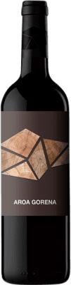 19,95 € Free Shipping | Red wine Aroa Gorena Selección Crianza D.O. Navarra Navarre Spain Merlot, Cabernet Sauvignon Bottle 75 cl