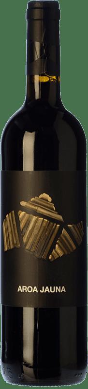 7,95 € Envoi gratuit | Vin rouge Aroa Jauna Crianza D.O. Navarra Navarre Espagne Tempranillo, Merlot, Grenache, Cabernet Sauvignon Bouteille 75 cl