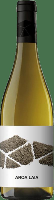 9,95 € Envío gratis   Vino blanco Aroa Laia D.O. Navarra Navarra España Garnacha Blanca Botella 75 cl