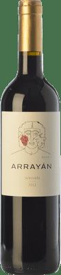 11,95 € Free Shipping | Red wine Arrayán Selección Joven D.O. Méntrida Castilla la Mancha Spain Merlot, Syrah, Cabernet Sauvignon, Petit Verdot Bottle 75 cl