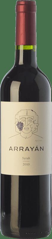 19,95 € Free Shipping | Red wine Arrayán Crianza D.O. Méntrida Castilla la Mancha Spain Syrah Bottle 75 cl