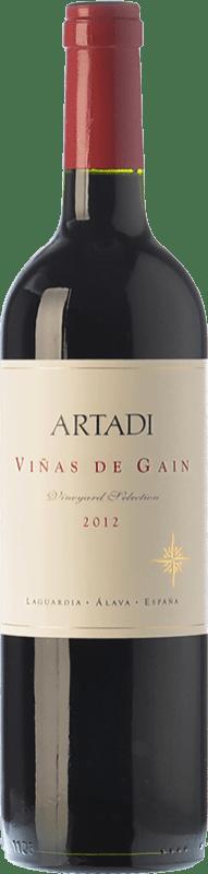 49,95 € Free Shipping   Red wine Artadi Viñas de Gain Crianza D.O.Ca. Rioja The Rioja Spain Tempranillo Magnum Bottle 1,5 L