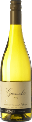 12,95 € Free Shipping | White wine Garnacha By Artazu D.O. Navarra Navarre Spain Grenache White Bottle 75 cl