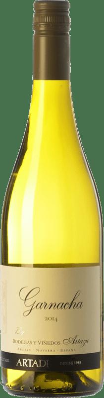 8,95 € Envoi gratuit   Vin blanc Artazu Garnacha By Artazu D.O. Navarra Navarre Espagne Grenache Blanc Bouteille 75 cl