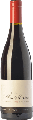46,95 € Free Shipping | Red wine Artazu Pasos de San Martín Crianza D.O. Navarra Navarre Spain Grenache Magnum Bottle 1,5 L