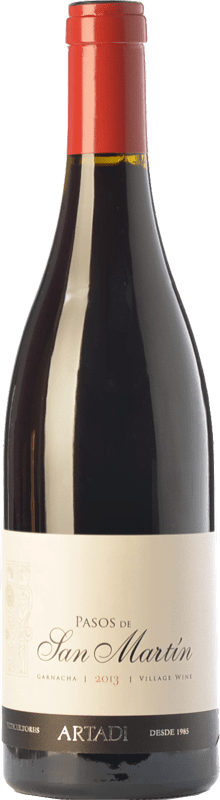 39,95 € Kostenloser Versand | Rotwein Artazu Pasos de San Martín Crianza D.O. Navarra Navarra Spanien Grenache Magnum-Flasche 1,5 L