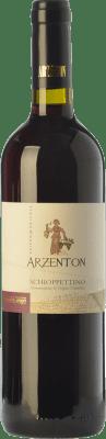 8,95 € Free Shipping | Red wine Arzenton D.O.C. Colli Orientali del Friuli Friuli-Venezia Giulia Italy Schioppettino Bottle 75 cl