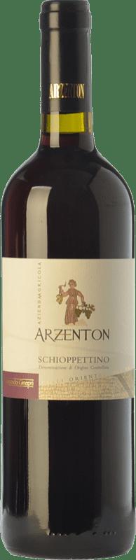 8,95 € Envoi gratuit | Vin rouge Arzenton D.O.C. Colli Orientali del Friuli Frioul-Vénétie Julienne Italie Schioppettino Bouteille 75 cl