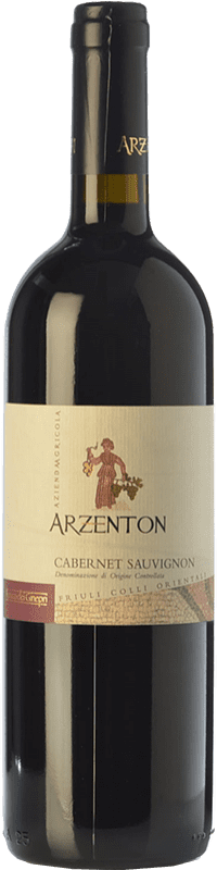 8,95 € Envío gratis   Vino tinto Arzenton D.O.C. Colli Orientali del Friuli Friuli-Venezia Giulia Italia Cabernet Sauvignon Botella 75 cl