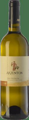 8,95 € Kostenloser Versand | Weißwein Arzenton D.O.C. Colli Orientali del Friuli Friaul-Julisch Venetien Italien Sauvignon Flasche 75 cl