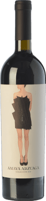 73,95 € Envoi gratuit | Vin rouge Arzuaga Amaya Crianza D.O. Ribera del Duero Castille et Leon Espagne Tempranillo, Albillo Bouteille 75 cl