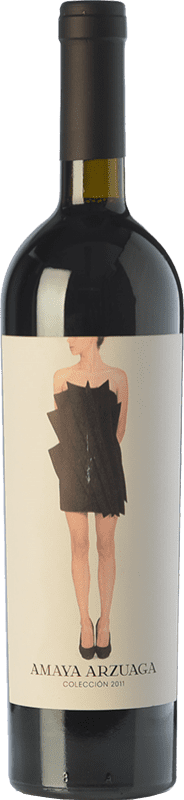 73,95 € Free Shipping | Red wine Arzuaga Amaya Crianza D.O. Ribera del Duero Castilla y León Spain Tempranillo, Albillo Bottle 75 cl