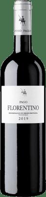 14,95 € Free Shipping | Red wine Arzuaga Pago Florentino Crianza D.O. Ribera del Duero Castilla y León Spain Cencibel Bottle 75 cl