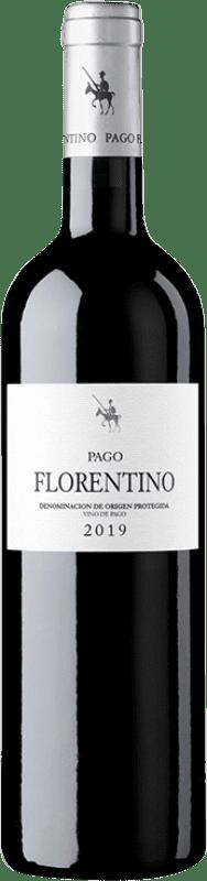 14,95 € Envoi gratuit | Vin rouge Arzuaga Pago Florentino Crianza D.O. Ribera del Duero Castille et Leon Espagne Cencibel Bouteille 75 cl