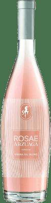 9,95 € Kostenloser Versand | Rosé-Wein Arzuaga Rosae D.O. Ribera del Duero Kastilien und León Spanien Tempranillo Flasche 75 cl