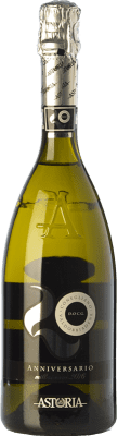 22,95 € Free Shipping | White sparkling Astoria Anniversario D.O.C.G. Prosecco di Conegliano-Valdobbiadene Treviso Italy Glera Bottle 75 cl