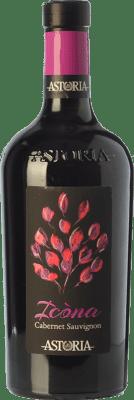 16,95 € Envoi gratuit | Vin rouge Astoria Icòna I.G.T. Venezia Vénétie Italie Cabernet Sauvignon Bouteille 75 cl