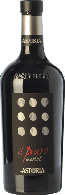16,95 € Envío gratis   Vino tinto Astoria Il Puro I.G.T. Venezia Veneto Italia Merlot Botella 75 cl