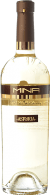 8,95 € Free Shipping | White wine Astoria Mina D.O.C. Colli di Conegliano Veneto Italy Chardonnay, Sauvignon, Incroccio Manzoni Bottle 75 cl | Thousands of wine lovers trust us to get the best price guarantee, free shipping always and hassle-free shopping and returns.