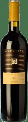 12,95 € Envoi gratuit | Vin rouge Augustus Crianza D.O. Penedès Catalogne Espagne Cabernet Franc Bouteille 75 cl