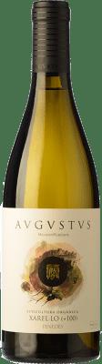 13,95 € Envoi gratuit | Vin blanc Augustus Microvinificacions +100 Crianza D.O. Penedès Catalogne Espagne Xarel·lo Bouteille 75 cl