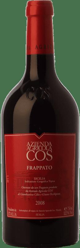14,95 € Envoi gratuit | Vin rouge Cos Frappato Joven I.G.T. Terre Siciliane Sicile Italie Nero d'Avola, Frappato Bouteille 75 cl