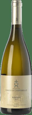 13,95 € Envoi gratuit   Vin blanc Cristo di Campobello Adenzia Bianco I.G.T. Terre Siciliane Sicile Italie Insolia, Grillo Bouteille 75 cl