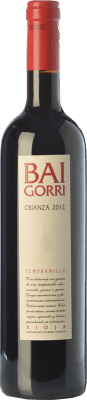11,95 € Kostenloser Versand | Rotwein Baigorri Crianza D.O.Ca. Rioja La Rioja Spanien Tempranillo Jéroboam Flasche-Doppel Magnum 3 L
