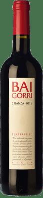 29,95 € Free Shipping | Red wine Baigorri Crianza D.O.Ca. Rioja The Rioja Spain Tempranillo Magnum Bottle 1,5 L