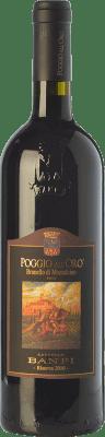143,95 € Free Shipping | Red wine Castello Banfi Poggio all'Oro Riserva Reserva 2010 D.O.C.G. Brunello di Montalcino Tuscany Italy Sangiovese Bottle 75 cl