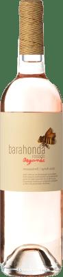 6,95 € Free Shipping | Rosé wine Barahonda D.O. Yecla Region of Murcia Spain Monastrell Bottle 75 cl