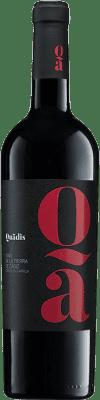 9,95 € Free Shipping | Red wine Barbadillo Quadis Crianza I.G.P. Vino de la Tierra de Cádiz Andalusia Spain Tempranillo, Syrah, Petit Verdot, Tintilla de Rota Bottle 75 cl