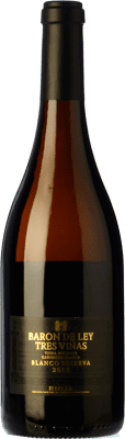 15,95 € Free Shipping | White wine Barón de Ley 3 Viñas Reserva D.O.Ca. Rioja The Rioja Spain Viura, Malvasía, Grenache White Bottle 75 cl