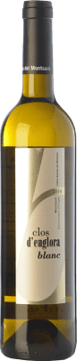 12,95 € Free Shipping | White wine Baronia Clos d'Englora Blanc Crianza D.O. Montsant Catalonia Spain Grenache White, Viognier Bottle 75 cl