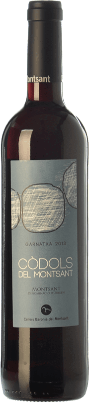 7,95 € Free Shipping | Red wine Baronia Còdols del Montsant Joven D.O. Montsant Catalonia Spain Grenache Bottle 75 cl