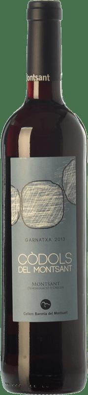 7,95 € Envío gratis | Vino tinto Baronia Còdols del Montsant Joven D.O. Montsant Cataluña España Garnacha Botella 75 cl