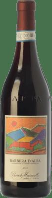 29,95 € Free Shipping | Red wine Bartolo Mascarello D.O.C. Barbera d'Alba Piemonte Italy Barbera Bottle 75 cl