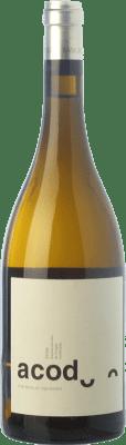 19,95 € Free Shipping   White wine Basilio Izquierdo Acodo D.O.Ca. Rioja The Rioja Spain Viura, Grenache White Bottle 75 cl