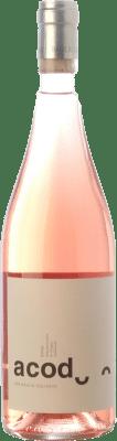 26,95 € Free Shipping   Rosé wine Basilio Izquierdo Acodo D.O.Ca. Rioja The Rioja Spain Grenache, Grenache Grey Bottle 75 cl