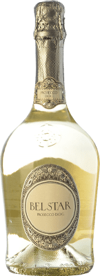 9,95 € Free Shipping | White sparkling Bel Star D.O.C. Prosecco Veneto Italy Chardonnay, Pinot White, Glera, Verdiso Bottle 75 cl. | Thousands of wine lovers trust us to get the best price guarantee, free shipping always and hassle-free shopping and returns.