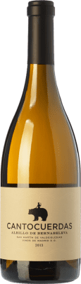 19,95 € Envoi gratuit   Vin blanc Bernabeleva Cantocuerdas Crianza D.O. Vinos de Madrid La communauté de Madrid Espagne Albillo Bouteille 75 cl