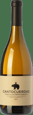 19,95 € Kostenloser Versand   Weißwein Bernabeleva Cantocuerdas Crianza D.O. Vinos de Madrid Gemeinschaft von Madrid Spanien Albillo Flasche 75 cl