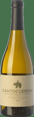 17,95 € Free Shipping | Sweet wine Bernabeleva Cantocuerdas Sweet D.O. Vinos de Madrid Madrid's community Spain Muscat Half Bottle 50 cl