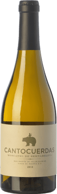 17,95 € Envío gratis | Vino dulce Bernabeleva Cantocuerdas Dulce D.O. Vinos de Madrid Comunidad de Madrid España Moscatel Media Botella 50 cl
