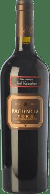 34,95 € Free Shipping | Red wine Bernard Magrez Paciencia Crianza D.O. Toro Castilla y León Spain Tinta de Toro Bottle 75 cl
