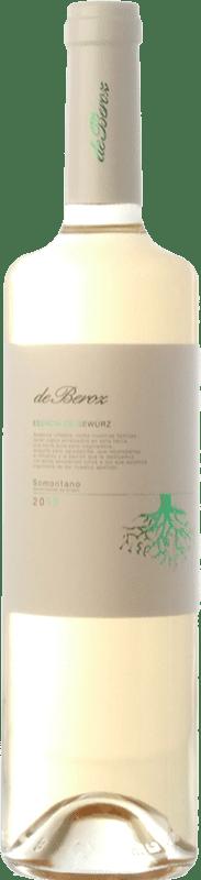 7,95 € Envoi gratuit   Vin blanc Beroz Esencia de D.O. Somontano Aragon Espagne Gewürztraminer Bouteille 75 cl