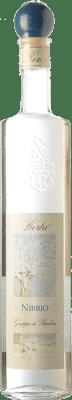 44,95 € Free Shipping   Grappa Berta Nibbio di Nebbiolo Piemonte Italy Bottle 70 cl