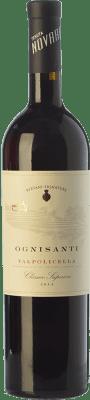 23,95 € Free Shipping | Red wine Bertani Classico Superiore Ognisanti D.O.C. Valpolicella Veneto Italy Corvina, Rondinella Bottle 75 cl